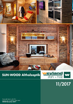 SunWood Altholzoptik 11/2017