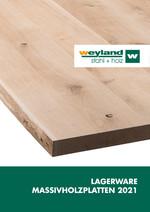 Massivholzplatten Lagerware 2021